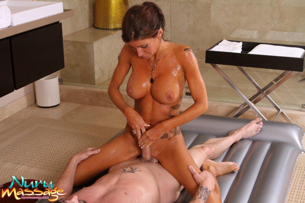 Nuru massage redtube