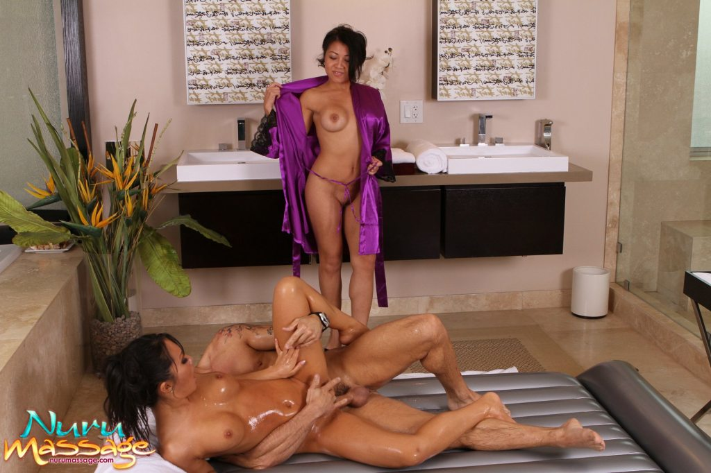 Asian threesome massage videos 3930 excellent message