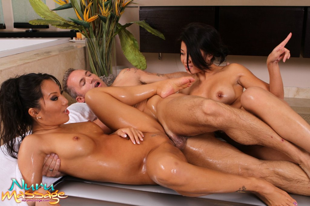 erotic massage south asian threesome massage