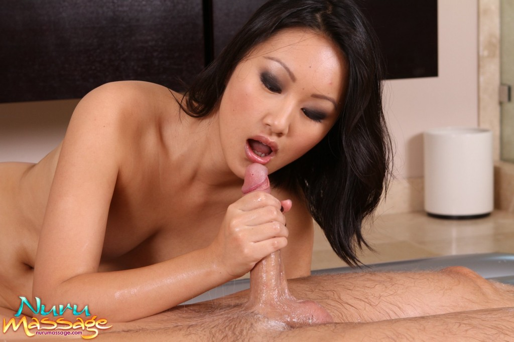 asian massage blowjob