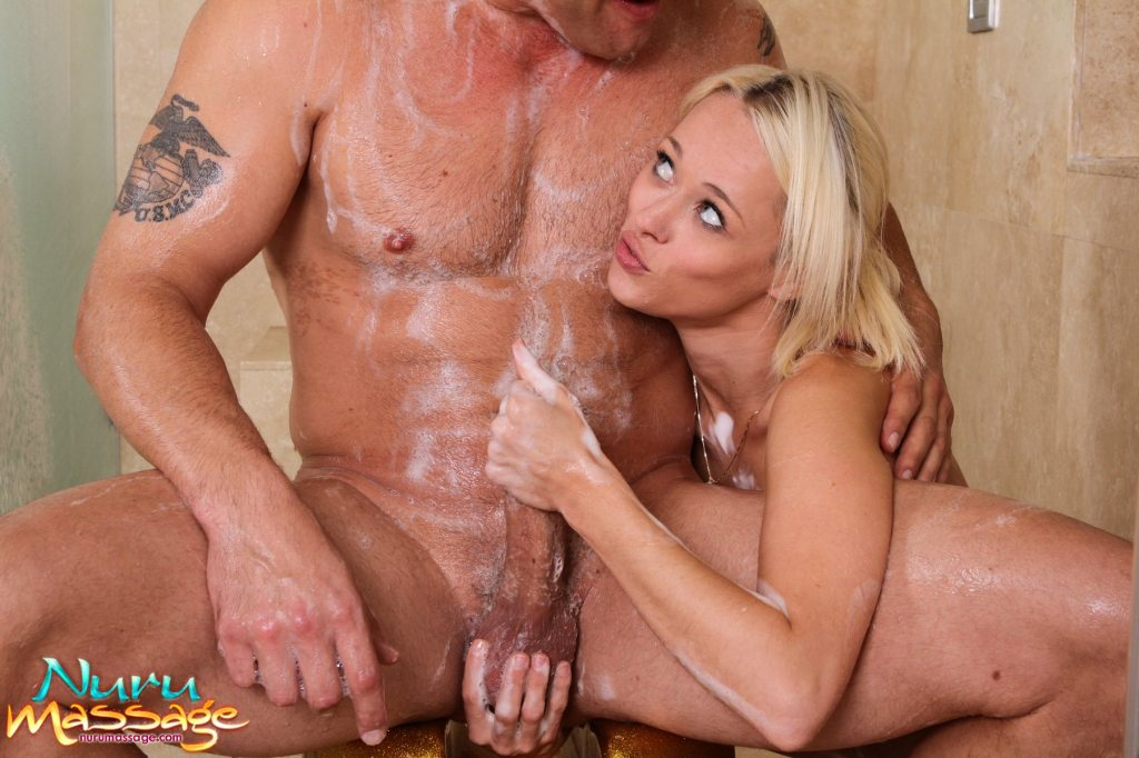 first time swingers nuru massage blonde
