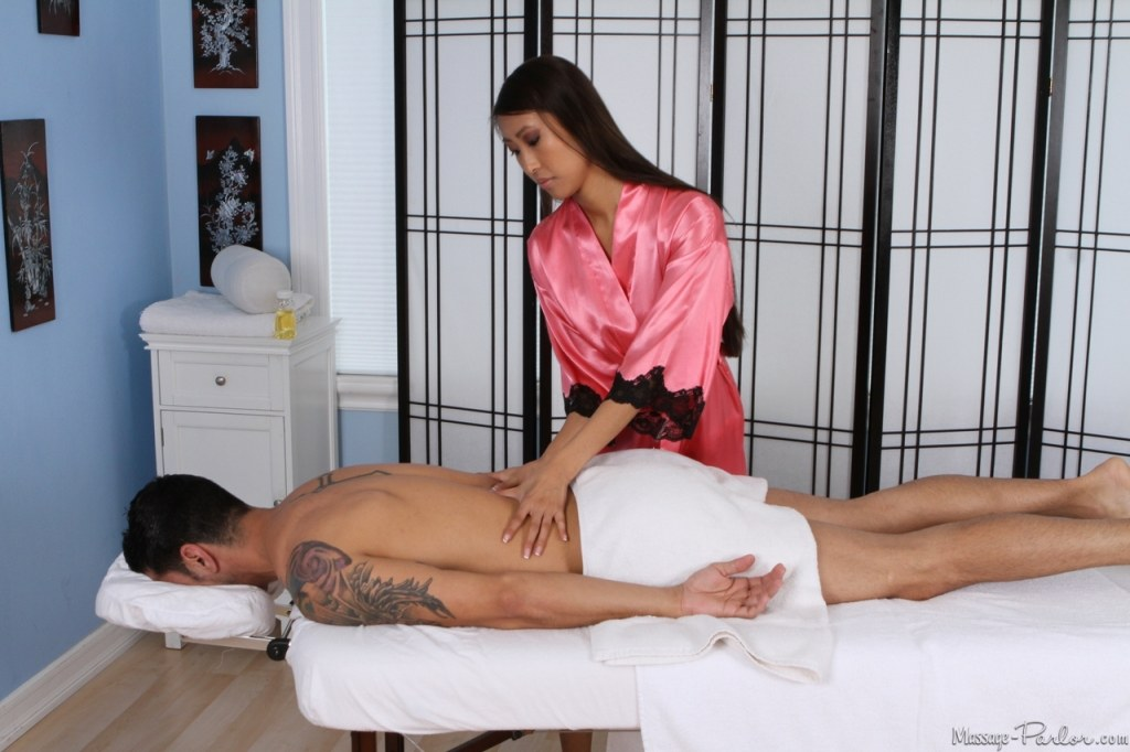 Asian massage parlor washington