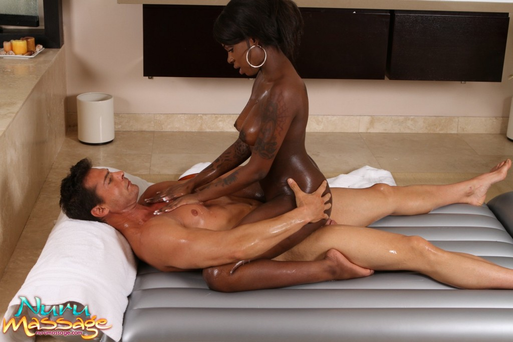 nuru massage tube
